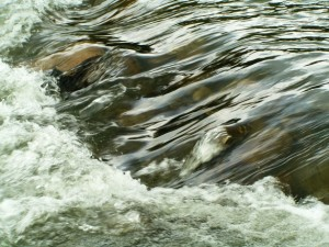 running-water-background